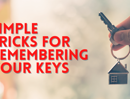 Simple Tricks for Remembering Your Keys